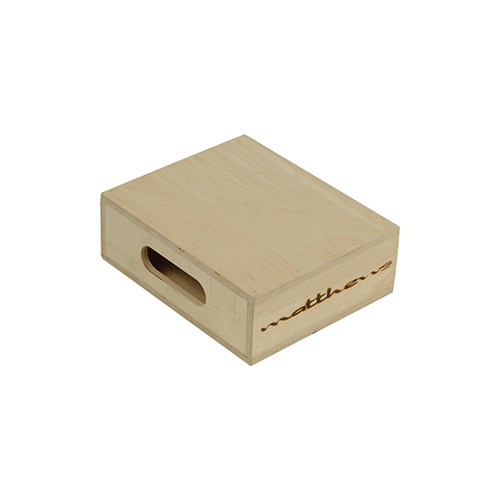 [Matthews] Half Mini Apple Box30.5 x 10 x 25.5 cm (259532)