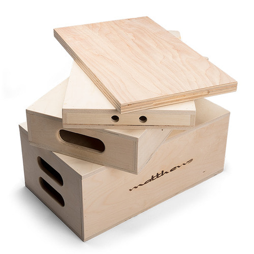 [Matthews] Apple Box Kit