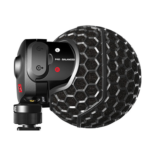 [RODE] Stereo VideoMic X