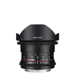 [SAMYANG] Cine 8mm T3.8 VDSLR UMC Fish-eye (II)