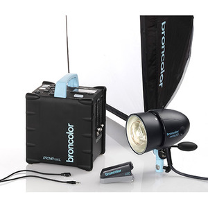[Broncolor] Move 1200 L Outdoor kit 1(31.036.00)