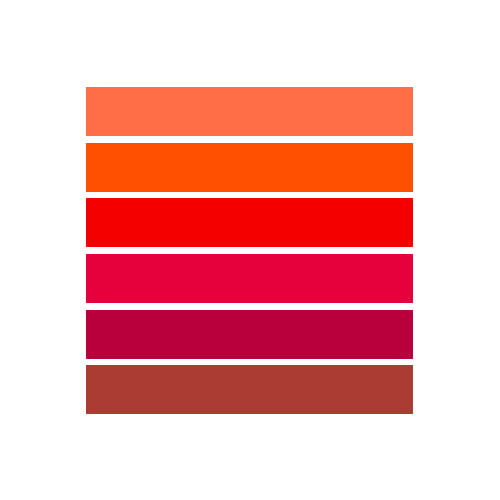[LEE Filters] Red Colors