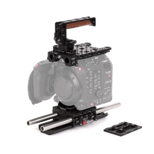 [Wooden Camera] Canon C300mkIII / C500mkII Unified Accessory Kit (Advanced) - 274900